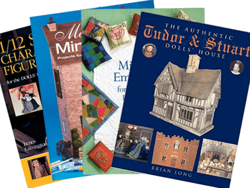 Books about Dollhouses and Miniatures