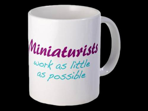 Gifts for Miniaturists