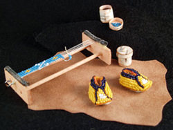 Native American miniatures