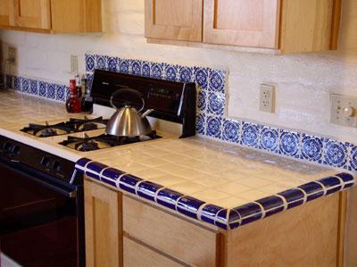Spanish Tiles Kitchen Kitchen Design Photos 2015