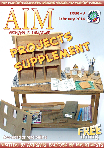 AIM magazine projects issue