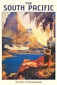 Treefeathers Vintage Travel Posters