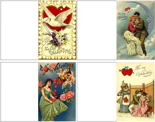 dollhouse printie holiday cards